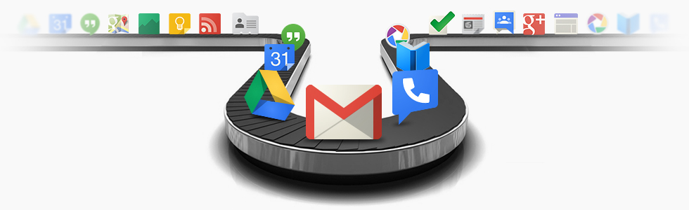 Gmail Integration with Google Products