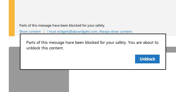 Image Blocked for Safety