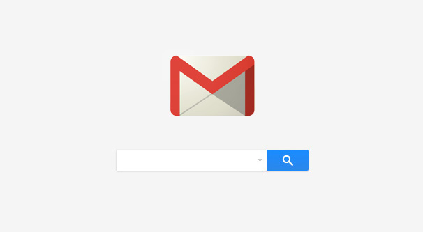 Search Bar on Gmail